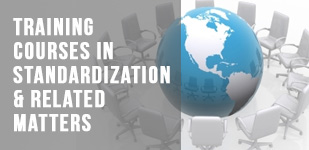 Training Courses in Standardization and Related Matters