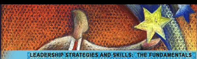 Leadership Strategies and Skills:  The Fundamentals